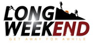 Long Weekends Logo - Entry #4