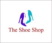 The Shoe Shop Logo - Entry #121