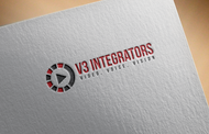V3 Integrators Logo - Entry #241