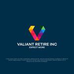 Valiant Retire Inc. Logo - Entry #440