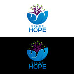 Sea of Hope Logo - Entry #108