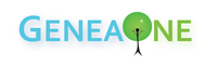 GeneaOne Logo - Entry #66