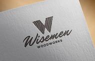 Wisemen Woodworks Logo - Entry #213