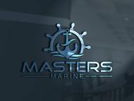 Masters Marine Logo - Entry #430