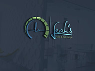 Leah's auto & nail lounge Logo - Entry #129