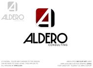 Aldero Consulting Logo - Entry #148