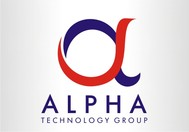 Alpha Technology Group Logo - Entry #14