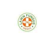 Lawn Fungus Medic Logo - Entry #217