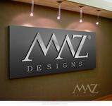 Maz Designs Logo - Entry #185