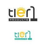 Tier 1 Products Logo - Entry #343
