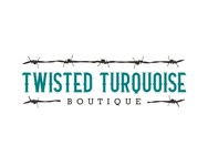 Twisted Turquoise Boutique Logo - Entry #81