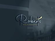 Roberts Wealth Management Logo - Entry #28
