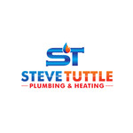 Steve Tuttle Plumbing & Heating Logo - Entry #48