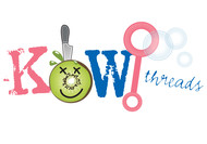 Kiwi Threads Logo - Entry #21
