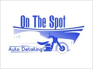 On the Spot Auto Detailing Logo - Entry #77