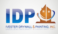 IVESTER DRYWALL & PAINTING, INC. Logo - Entry #91