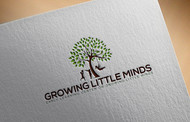 Growing Little Minds Early Learning Center or Growing Little Minds Logo - Entry #5