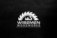 Wisemen Woodworks Logo - Entry #163