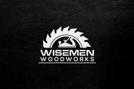 Wisemen Woodworks Logo - Entry #163