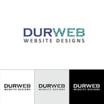 Durweb Website Designs Logo - Entry #199