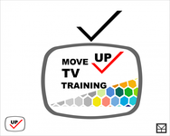 Move Up TV Training  Logo - Entry #41