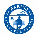 Marina lifestyle living Logo - Entry #80