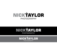 Nick Taylor Photography Logo - Entry #27