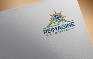 Reimagine Roofing Logo - Entry #78