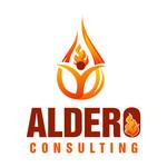 Aldero Consulting Logo - Entry #44