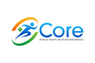 Core Physical Therapy and Sports Performance Logo - Entry #385