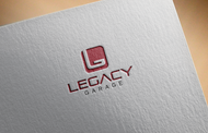 LEGACY GARAGE Logo - Entry #29