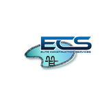 Elite Construction Services or ECS Logo - Entry #21
