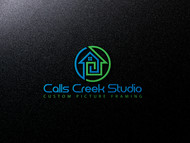 Calls Creek Studio Logo - Entry #52