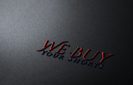 We Buy Your Shorts Logo - Entry #35