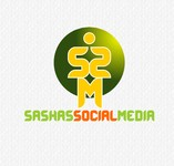 Sasha's Social Media Logo - Entry #134