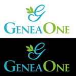 GeneaOne Logo - Entry #182