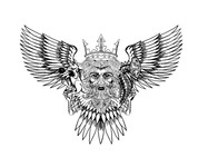Shoulder Tattoo Logo - Entry #40