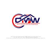 CMW Building Maintenance Logo - Entry #227