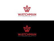 Watchman Surveillance Logo - Entry #318