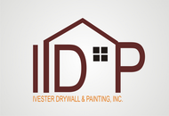 IVESTER DRYWALL & PAINTING, INC. Logo - Entry #170