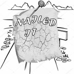 Nailed It Logo - Entry #204