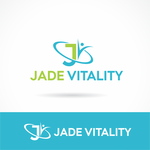 Jade Vitality Logo - Entry #4
