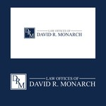Law Offices of David R. Monarch Logo - Entry #81
