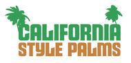 California Style Palms Logo - Entry #6