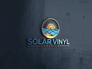 Solar Vinyl Graphics Logo - Entry #256
