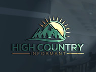 High Country Informant Logo - Entry #268