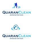 QuaranClean Logo - Entry #95