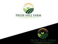 Pride Hill Farm & Garden Center Logo - Entry #9