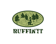 Ruffin'It Logo - Entry #178