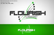 Flourish Forward Logo - Entry #68